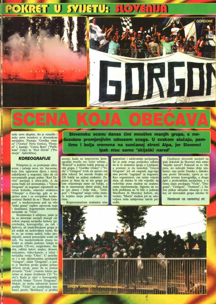 Tifo gibanje v svetu-Slovenija, 22.del, Tifo magazin, št. 21, april 1998