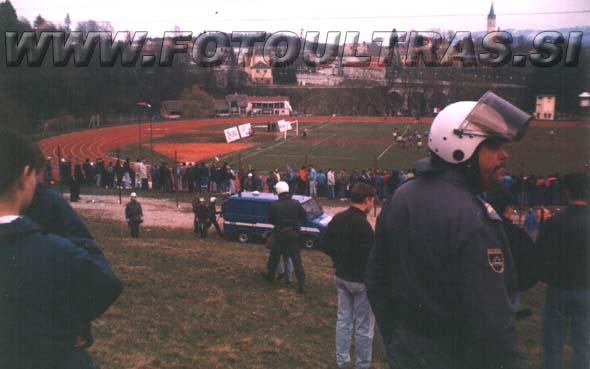 Stadion Portoval v Novem mestu (4.000)