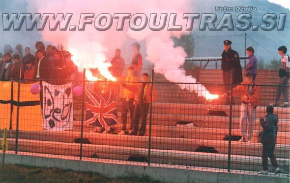 Stadion Primorja v Ajdovščini