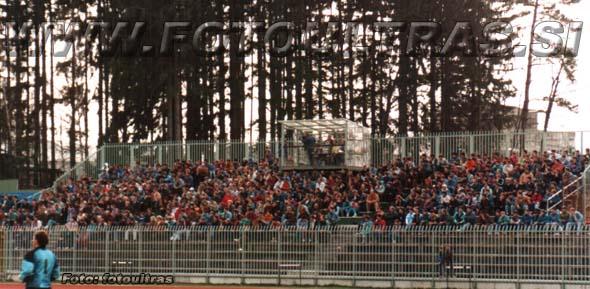 Stadion Ob jezeru v Velenju (7.000)