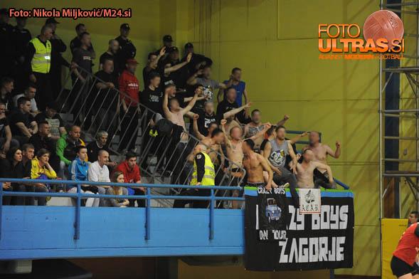Handball, Ajdovscina, First Division (RK Mlinotest Ajdovacina - RK Zagorje), 06-Apr-2016, (Photo by: Nikola Miljkovic / M24.si)