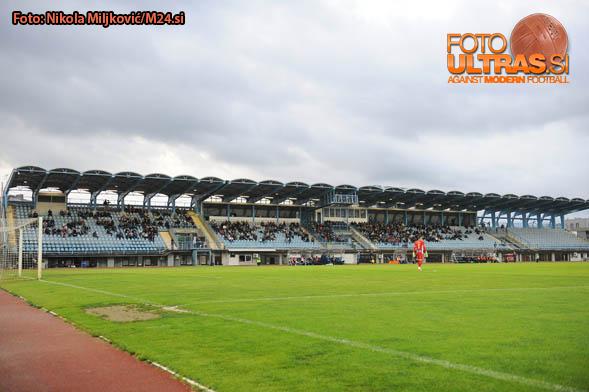 Soccer/Football, Nova Gorica, First Division (ND Gorica - NK Celje), Stadium Nova Gorica, 23-Apr-2016, (Photo by: Nikola Miljkovic / M24.si)