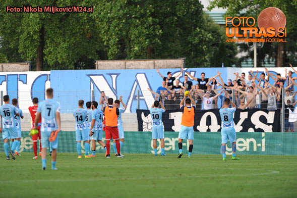 Soccer/Football, Nova Gorica, Europa League qualification match (ND Gorica - Maccabi Tel Aviv FC), person, 07-Jul-2016, (Photo by: Nikola Miljkovic / M24.si)