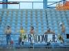 Soccer/Football, Gorica, First Division, 03. round of Prva liga Telekom Slovenije (ND Gorica - NK Radomlje), NK Radomlje fans - Mlinarji, 30-Jul-2016, (Photo by: Nikola Miljkovic / M24.si)