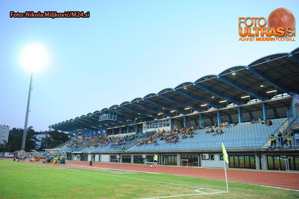 Soccer/Football, Gorica, First Division, 03. round of Prva liga Telekom Slovenije (ND Gorica - NK Radomlje), Stadium Gorica, 30-Jul-2016, (Photo by: Nikola Miljkovic / M24.si)