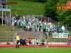 Soccer/Football, Slovenia, Novo Mesto, First Division (NK Krka - NK Krsko), Football team Krsko fans, 07-May-2016, (Photo by: Arsen Peric / M24.si)