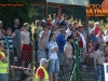 Soccer/Football, Kidricevo, Qualification match for first division (NK Aluminij - ND Gorica) 07-Jun-2015, Fans Gorica, (Photo by: Drago Wernig / Ekipa)