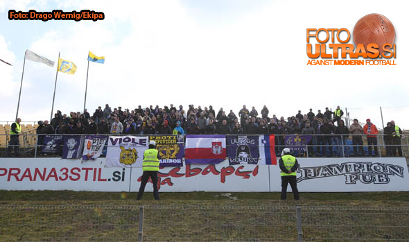 Soccer/Football, Celje, First Division (NK Celje - NK Maribor), Viole, 07-Mar-2015, (Photo by: Drago Wernig / Ekipa)