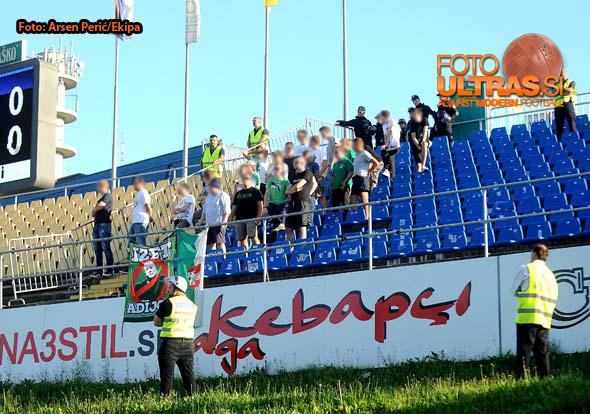 Soccer/Football, Slovenia, Celje, First Division (NK Celje - NK Olimpija Ljubljana), , 30-Aug-2014, (Photo by: Arsen Peric / Ekipa)