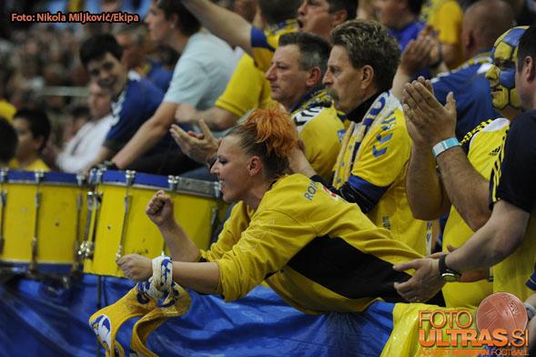 HandballKoper, EHF Champions League (Cimos Koper - Atletico Madrid)21-Apr-2012(Photo by: Nikola Miljkovic / Ekipa)