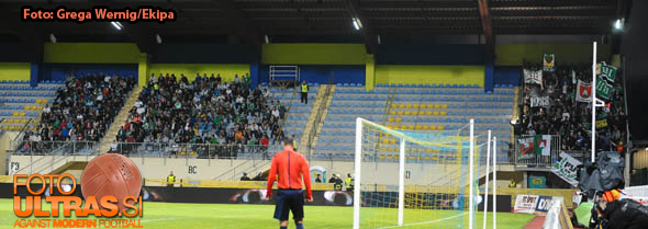 Soccer/Football, Domzale, First division (NK Domzale - NK Olimpija), Stadium Domzale, 20-Sep-2014, (Photo by: Grega Wernig / Ekipa)