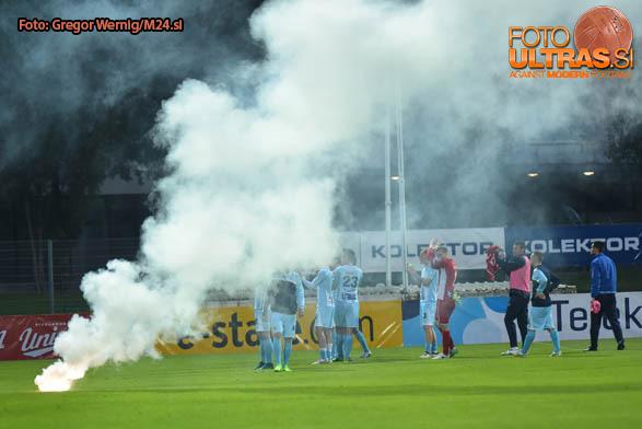 Soccer/Football, Nova Gorica, First division (ND Gorica - NK Celje), , 16-Apr-2017, (Photo by: Grega Wernig / M24.si)