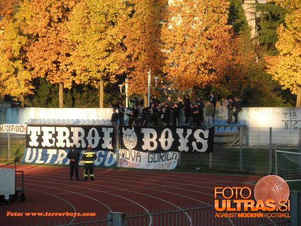 1/4-finalna pokalna tekma: HIT Gorica-Interblock, 27. oktober 2010