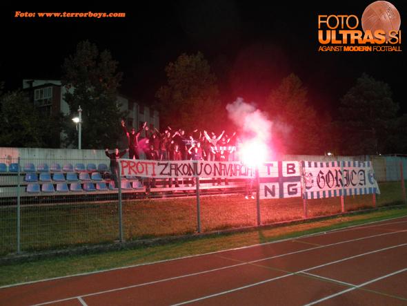 Prijateljska tekma: HIT Gorica-Juventina, 13. oktober 2010