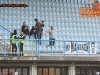 Soccer/Football, Nova Gorica, First Division (ND Gorica - NK Krka Novo mesto), Krka fans, Manekeni, 25-Apr-2015, (Photo by: Nikola Miljkovic / M24.si)