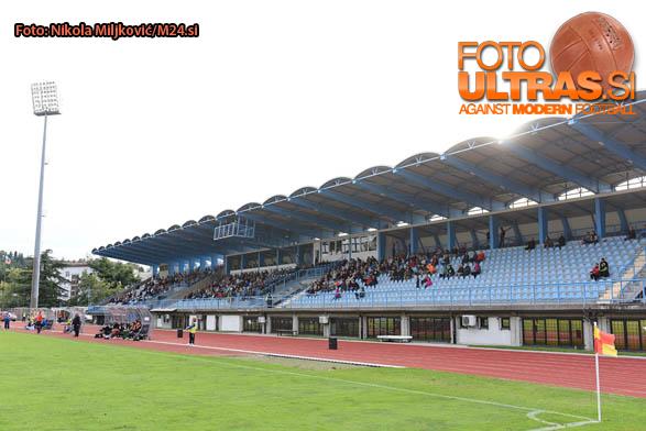 Soccer/Football, Nova Gorica, First Division (ND Gorica - NK Krka), Stadium Gorica, 28-Sep-2015, (Photo by: Nikola Miljkovic / M24.si)