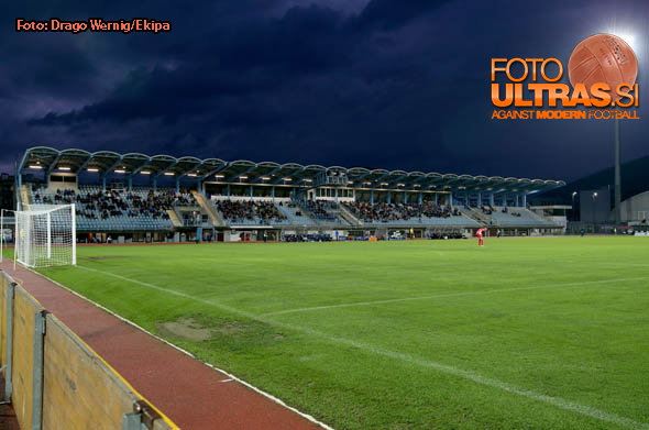 Soccer/Football, Gorica, Slovenian cup (ND Gorica - NK Maribor), Stadium, 19-Oct-2016, (Photo by: Drago Wernig / Ekipa)