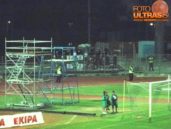 2. krog: HIT Gorica-Olimpija, 25. julij 2010
