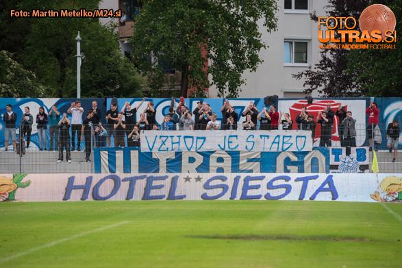 Soccer/Football, Nova Gorica, First division (ND Gorica - NK Rudar), , 13-May-2017, (Photo by: Martin Metelko / M24.si)