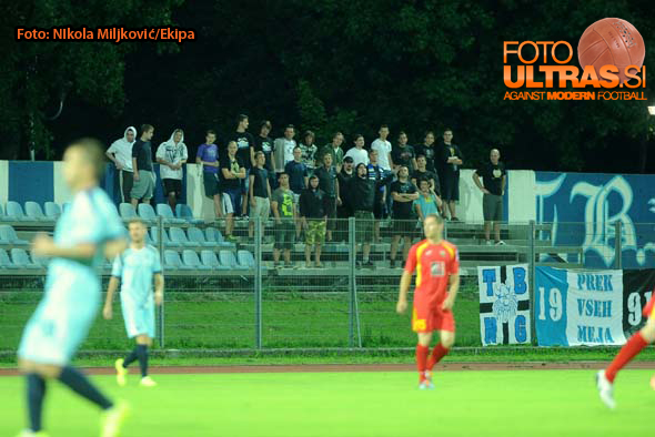 Soccer/Football, Nova Gorica, First Division (ND Gorica - NK Rudar Velenje), person, 31-Aug-2014, (Photo by: Nikola Miljkovic / Krater Media)