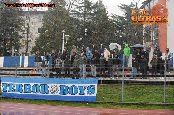 Soccer/Football, Nova Gorica, First Division (ND Gorica - NK Zavrc), person, 27-Feb-2016, (Photo by: Nikola Miljkovic / M24.si)