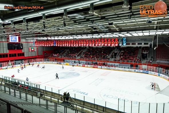 Ice Hockey, Jesenice, Alps Hockey League (Jesenice - Milano), , 26-Feb-2019, (Photo by: Jurij Kodrun / M24.si)