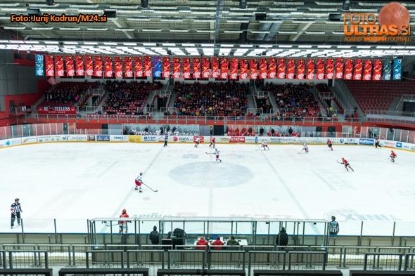 Ice Hockey, Jesenice, Alps Hockey League (Jesenice - Salzburg Juniors), , 20-Jan-2019, (Photo by: Jurij Kodrun / M24.si)