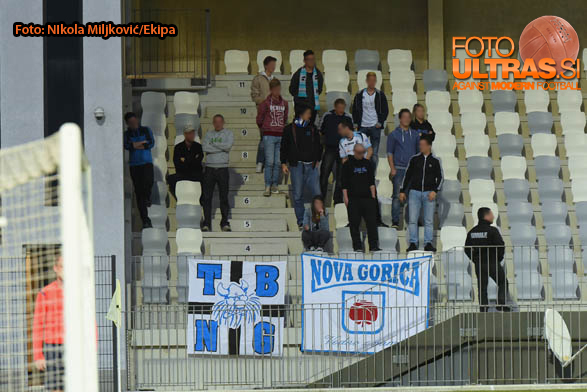 Soccer/Football, Koper, First Division (FC Luka Koper - ND Gorica), person, 29-Apr-2015, (Photo by: Nikola Miljkovic / M24.si)