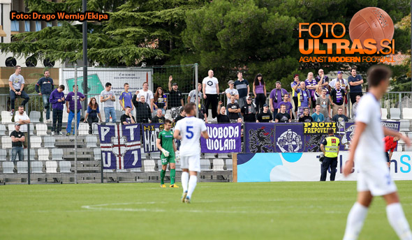 Soccer/Football, Koper, First division (FC Koper - NK Maribor), Viole, 20-Sep-2014, (Photo by: Drago Wernig / Ekipa)