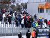 Soccer/Football, Slovenia, Koper, First Division (FC Luka Koper - NK Velenje), Football team Koper fans, 05-Jan-2016, (Photo by: Arsen Peric / M24.si)