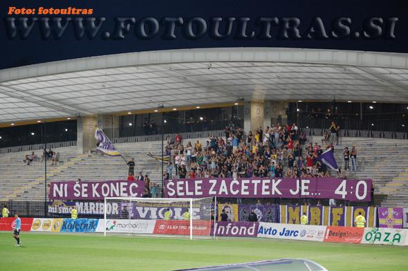 6. krog: Maribor-CM Celje, 22. avgust 2010