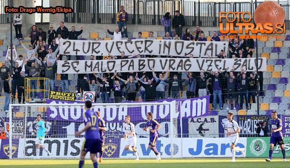 Soccer/Football, Maribor, First division (NK Maribor - NK Celje), Viole, 29-Mar-2014, (Photo by: Drago Wernig / Ekipa)