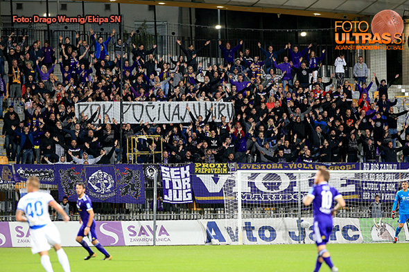 Soccer/Football, Maribor, First division (NK Maribor - NK Celje), Viole, 26-Aug-2018, (Photo by: Drago Wernig / Ekipa)