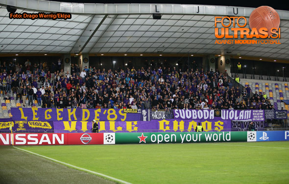 Soccer/Football, Maribor,  UEFA Champions League  (NK Maribor-Celtic), Viole, 20-Aug-2014, (Photo by: Drago Wernig / Ekipa)