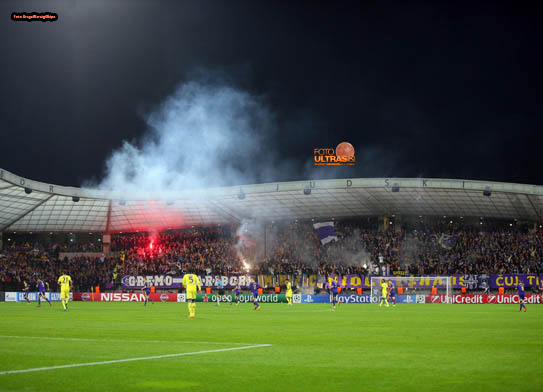 Soccer/Football, Maribor, UEFA Champions League (NK Maribor - FC Chelsea), Ljudski Vrt, 05-Nov-2014, (Photo by: Gregor Katic)