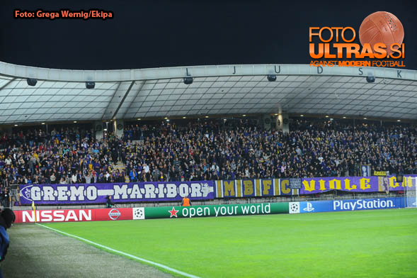 Soccer/Football, Maribor, UEFA Champions League (NK Maribor - FC Chelsea), Ljudski vrt, 05-Nov-2014, (Photo by: Grega Wernig / Ekipa)