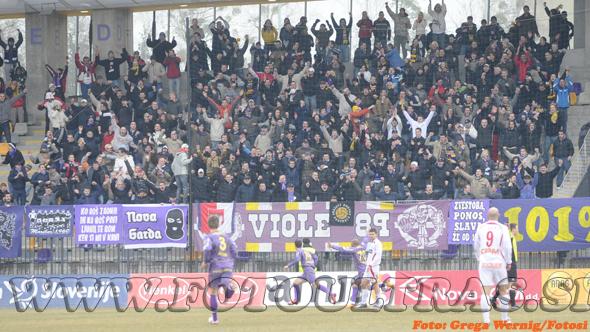Maribor, Slovenija, 21.Februar 2009 - Nogomet,Prvenstvena tekma  med Maribor in Drava Ptuj.Na fotografiji gol Vito Plut (foto:Grega Wernig / Fotosi)