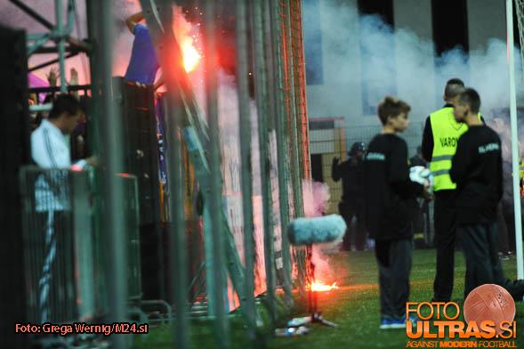 Soccer/Football, Koper, Slovenian Cup finals (NK Maribor - ND Gorica), , 21-May-2014, (Photo by: Grega Wernig / Ekipa)