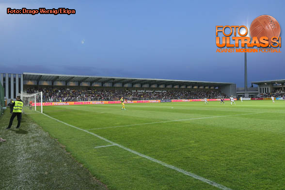 Soccer/Football, Koper, Slovenian Cup finals (NK Maribor - ND Gorica), Stadium Koper, 21-May-2014, (Photo by: Drago Wernig / Ekipa)