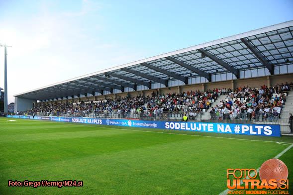 Soccer/Football, Koper, Slovenian Cup finals (NK Maribor - ND Gorica), Stadium Bonifika, 21-May-2014, (Photo by: Grega Wernig / Ekipa)