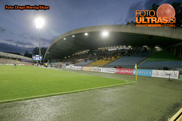 Soccer/Football, Maribor, First division (NK Maribor - NK Gorica), Stadion Maribor, 09-Aug-2014, (Photo by: Drago Wernig / Ekipa)