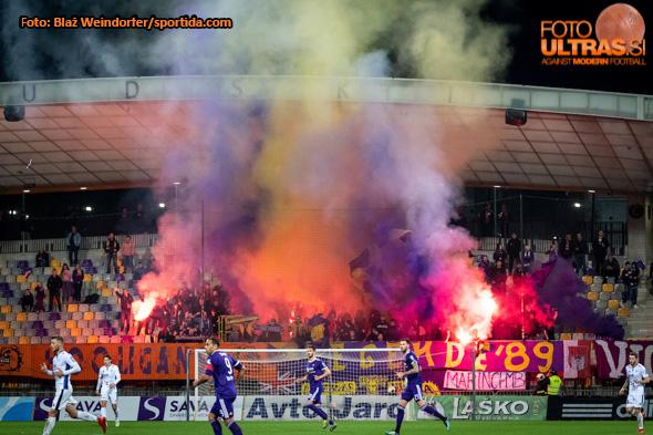 Prva liga Telekom Slovenije 2018/19, 22. krog, NK Maribor vs ND Gorica