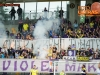 "Viole, fans of Maribor saying ""Blatter, fuck off"" and FIFA is Mafia during football match between NK Maribor and NK Luka Koper in 36th Round of Prva liga Telekom Slovenije 2014/15, on May 30, 2015 in Stadium Ljudski vrt Maribor, Slovenia. Photo by Vid Ponikvar / Sportida"