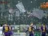 Viole, fans of Maribor during football match between NK Maribor and NK Krsko in Round #18 of Prva liga Telekom Slovenije 2016/17, on November 26, 2016 in Stadium Ljudski vrt, Maribor, Slovenia. Photo by Vid Ponikvar / Sportida
