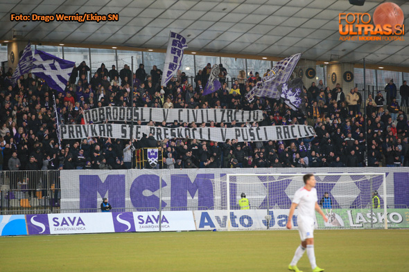 Soccer/Football, Maribor, First division (NK Maribor - NS Mura), Viole, 23-Feb-2019, (Photo by: Grega Wernig / Ekipa)