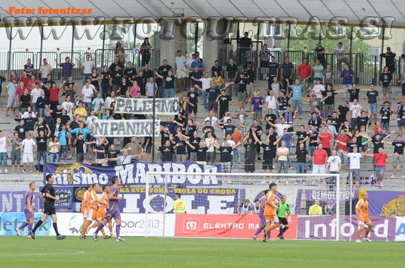 5. krog: Maribor-Nafta, 14. avgust 2010