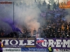 Viole, supporters of Maribor during 2nd Leg football match between NK Maribor and NK Olimpija Ljubljana in Semifinal of Slovenian Football Cup 2016/17, on April 12, 2017 in Stadium Ljudski vrt, Maribor, Slovenia. Photo by Vid Ponikvar / Sportida
