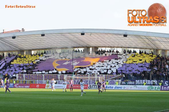 31. krog: Maribor-Olimpija, 4. 5. 2011