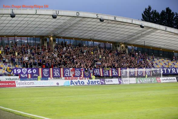 Soccer/Football, Maribor, Champions League Qualification Match (NK Maribor - Zrinjski), Viole, 19-Jul-2017 (Photo by: Drago Wernig / Ekipa)