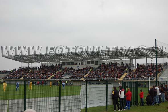 Drugič razprodan stadion; tudi tokrat na tekmi z Mariborom